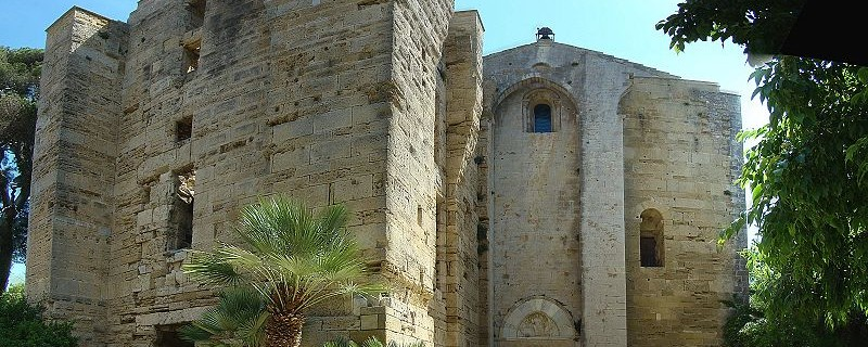 Maguelone Cathedral